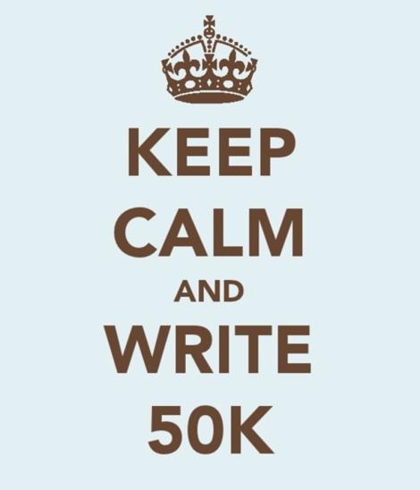 nanowrimo keep calm1 National Novel Writing Month (NaNoWriMo 2015)