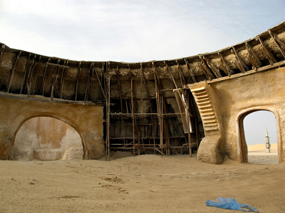 Abandoned Star Wars Sets THEE BLOG