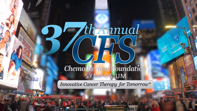 Promotional video Production for Chemotherapy Conference in NY by Diego Pocovi Cinematographer