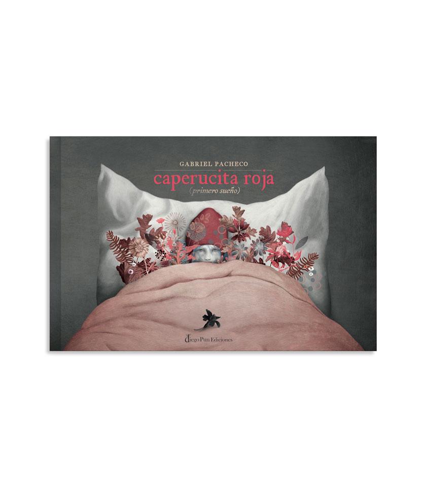 Libro Caperucita Roja. Primero sueño