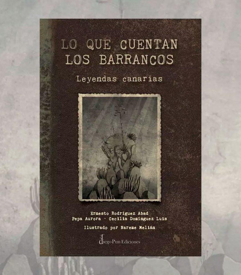Libro Lo que cuentan los barrancos