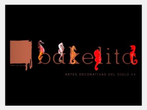 Banner Bakelita, Artes decorativas del S.XX