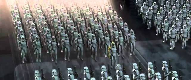 clones on kamino