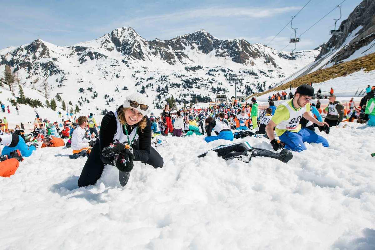 Gamsleiten Kriterium 2019 in Obertauern