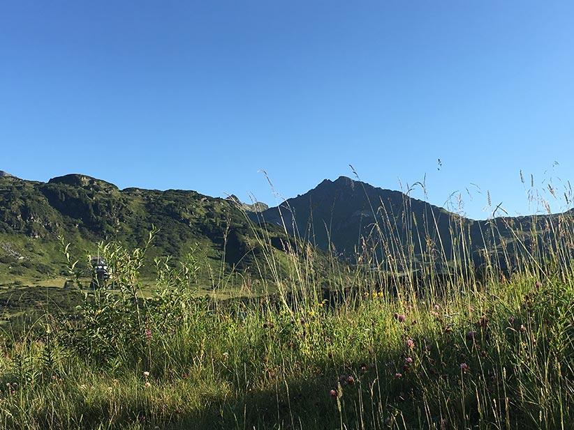 Sommer in Obertauern