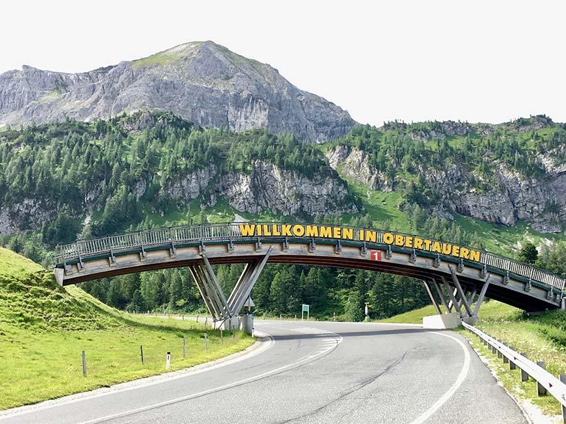 Obertauern-Straßensperre: B99 nur eingeschränkt befahrbar