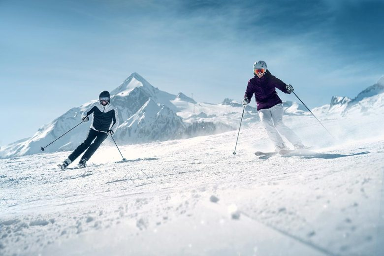 """Bei """"Winterstart am Berg"""" in Zell am See – Kaprun lockt nicht nur herrliches Skivergnügen, sondern auch Austropop-Legende Wolfgang Ambros. Foto: Kitzsteinhorn"""