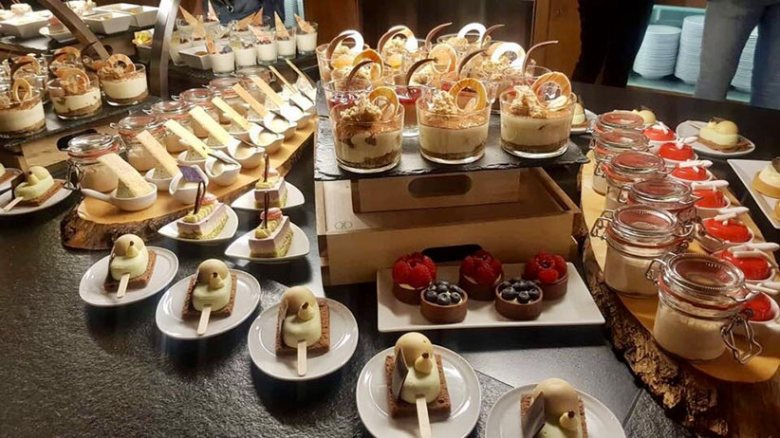 Ob Vanillekipferl-Parfait oder andere Dessertvariationen: Im Hotel Das Seekarhaus in Obertauern findet jede Naschkatze das Richtige. Foto: Hotel Das Seekarhaus