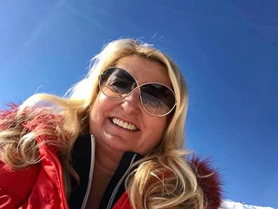 Martina Krings von der Hochalm in Obertauern