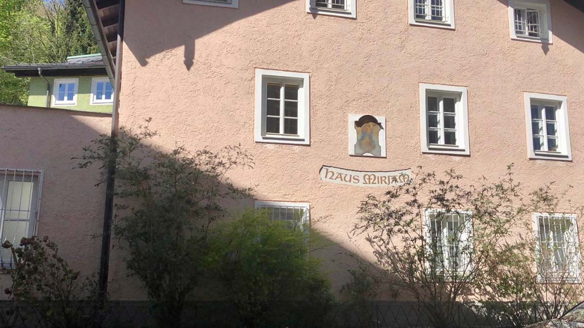 Haus Mirjam, Frauenhaus Hallein