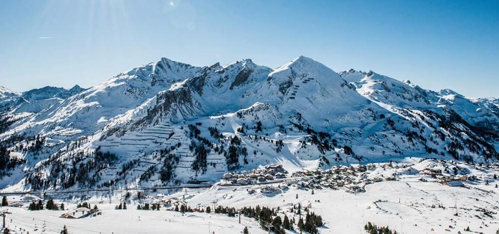 Zählt zu den besten Skigebieten weltweit: Obertauern. Foto: TVB Obertauern