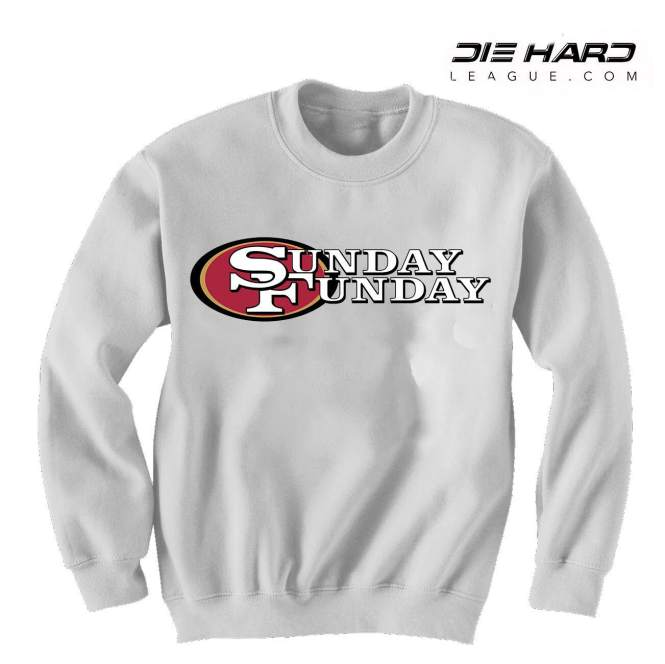 Bubba Ventrone Team Issued San Francisco 49ers Sweatshirt 68597a46c
