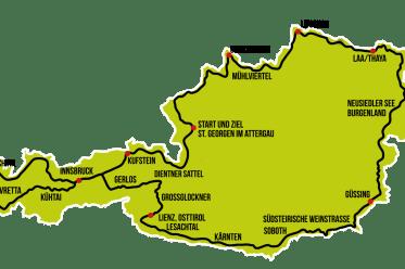 Race Around Austria 2021