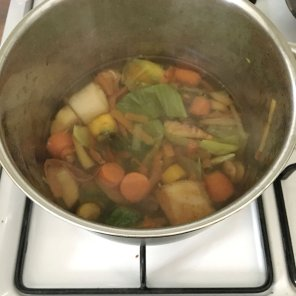 ...kochen
