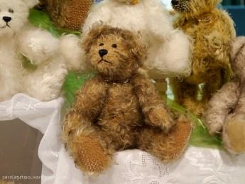 Christl Handl - Teddybären (c) Carola Peters