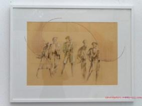 Hilde Ernst - Zeichnung