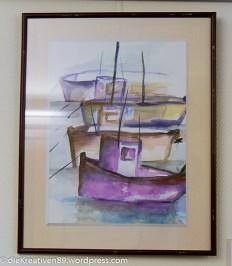 Eva Neumann - Fischerboote