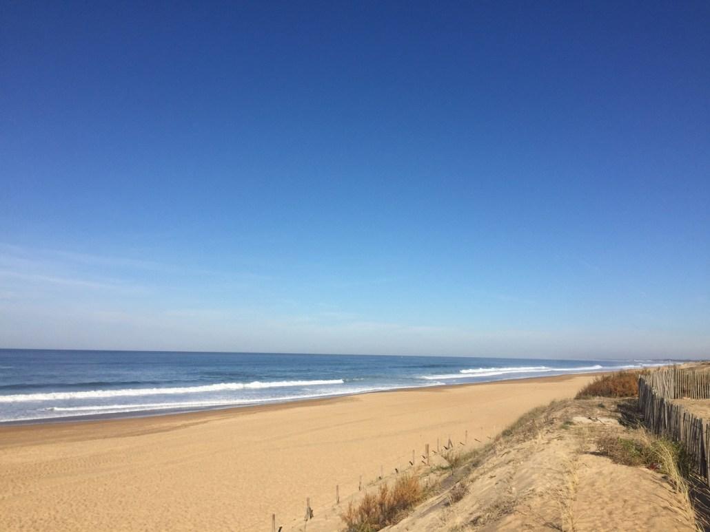 Strand Frankreich Atlantik