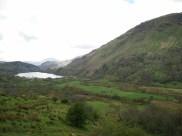 Die Berge in Nord Wales