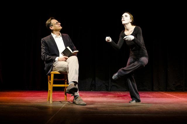 Corinna Ramona und Peter Jackob, (©Alexander Heimann)