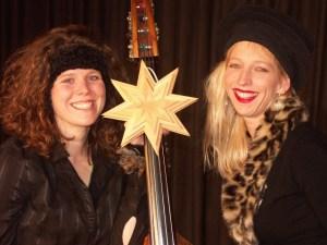 dulabi - Literarisches Musikkabarett, Swingende Weihnachtszeit