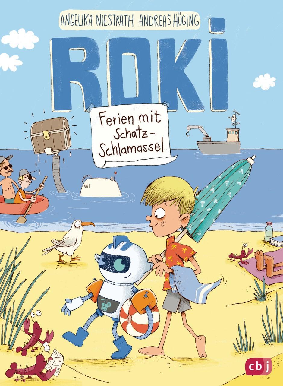 Andreas Hüging ROKI Ferien mit Schatz-Schlamassel