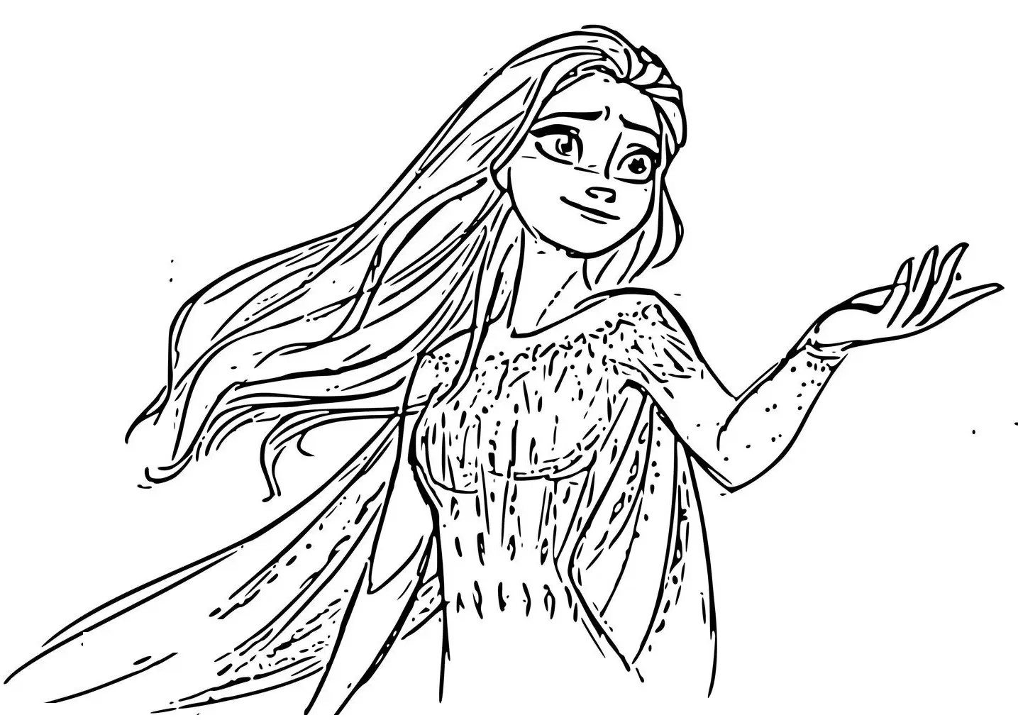 Anna Und Elsa Ausmalbilder 17 - Download Ausmalbilder Anna Und Elsa