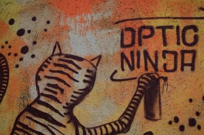 Foto von einem Graffiti in Dresden Neustadt.