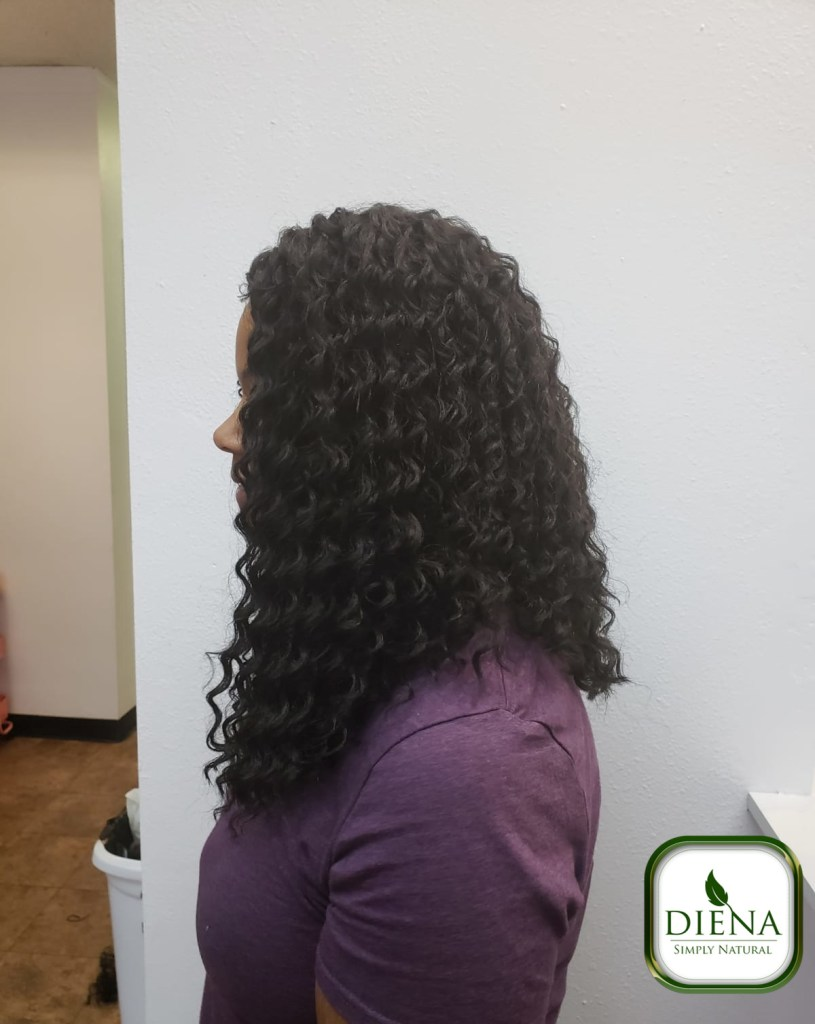Crochet Braids - DSN Braiding - Diena Simply Natural