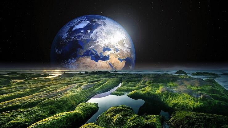 Wie die Neue Erde gerade zur Realität wird…