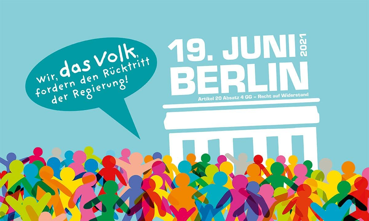 19. Juni 2021 BERLIN – Nachlese
