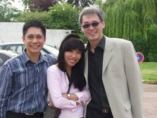 Quang, Giao & Tấn, bạn cùng lớp thời trung học