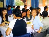 19-09-1999 - Paris : Bữa cơm xã hội gây quỹ cho TVDH