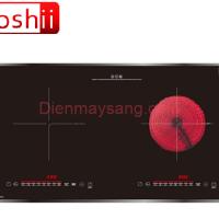 Bếp Điện Từ Joshii JVC-116K Plus (1 từ + 1 hồng ngoại)