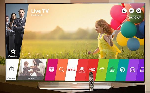 ismanioji televizija