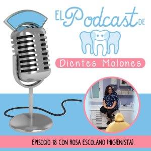 18. Entrevista molona a la higienista Rosa Escolano