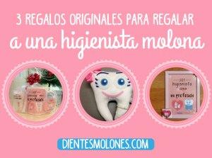 3 regalos originales para regalar a una higienista molona