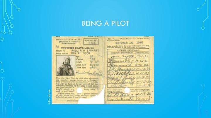 Amelia Earhart Folie14