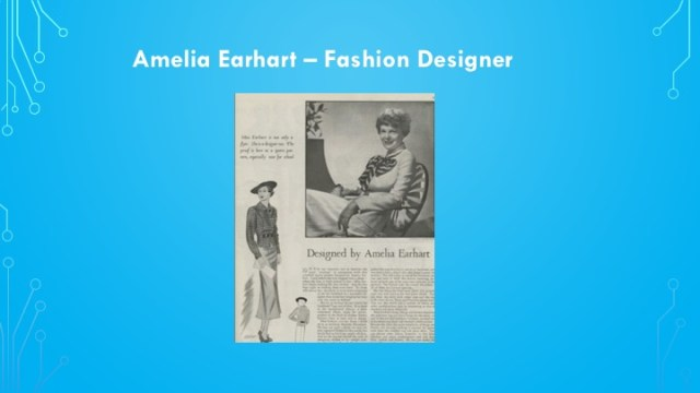 Amelia Earhart Folie23