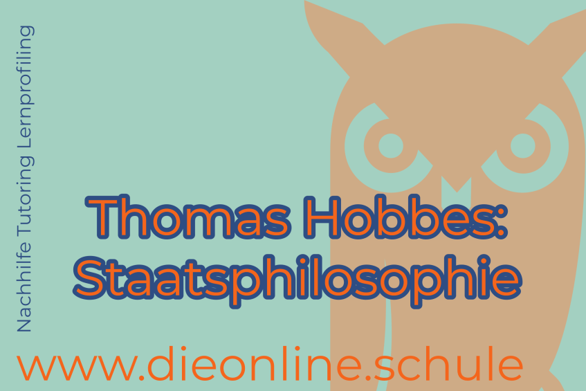 thomas Hobbes Staatsphilosophie