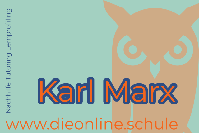 karl marx Philosophie Kurzbiografie