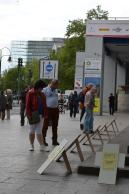 Breitscheidplatz an der Gedächtniskirche