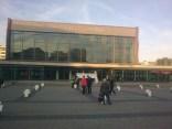 Cottbus - vor der Stadthalle - 27. Oktober 2014