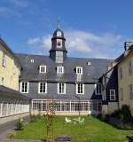 Schloss Wittgenstein!
