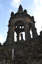 Kaiser Wilhelm Monument in Minden!