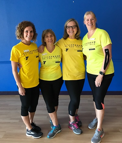 Livestrong First Class Exercise after DIEP flap Breast Reconstruction