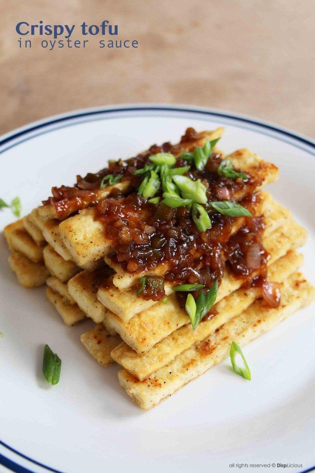 crisoy tofu