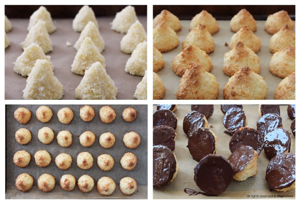 coconut marzipan macaroons_LS