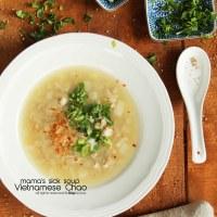 Mama's Sick Soup - Vietnamese Chao