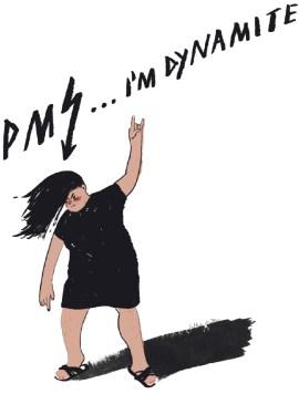 So geht Illu – Beispiel von Silke Müller. Bild Silke Müller